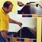 высота вытяжки от плиты